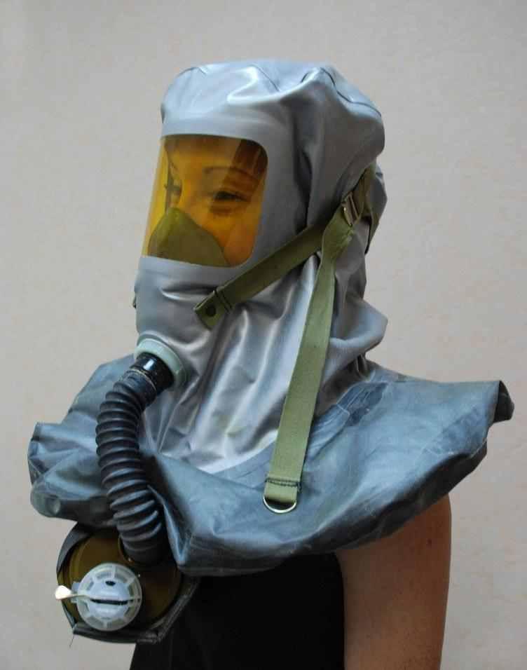 Самоспасатель изолирующий СИП-1