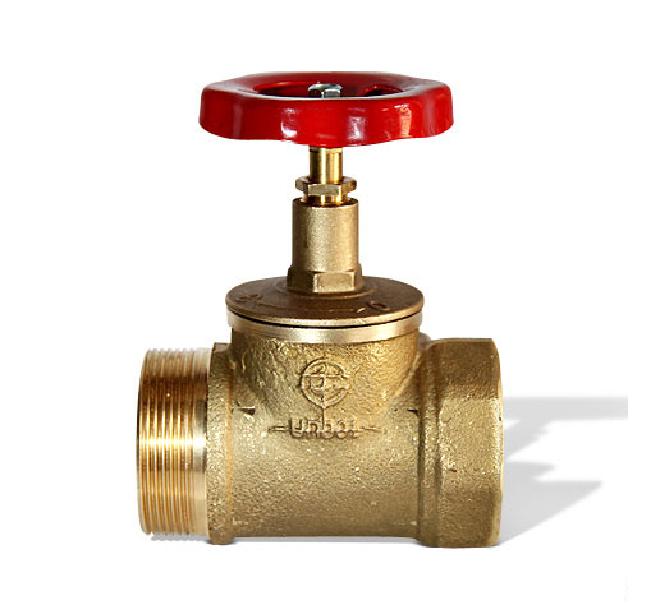Вентиль КПЛП-65 прямой, муфта-цапка