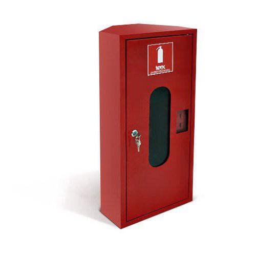 Шкаф пожарный ШПО-107 УО (угловой)