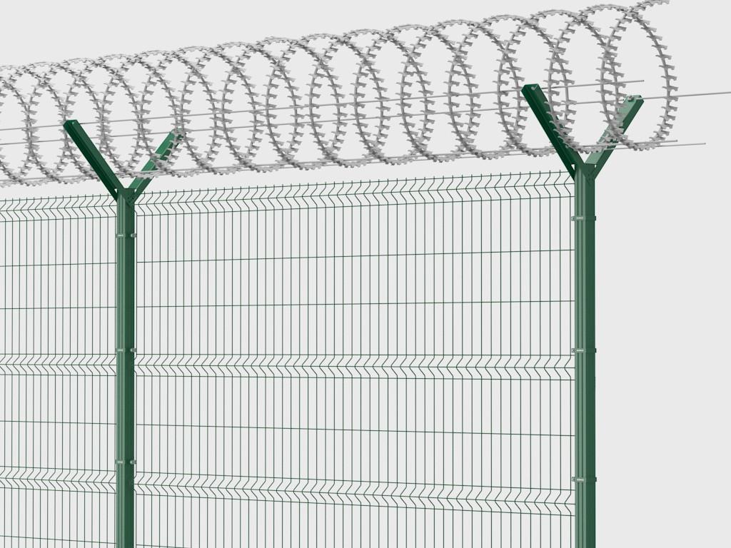 Заборная секция ОПТИМА