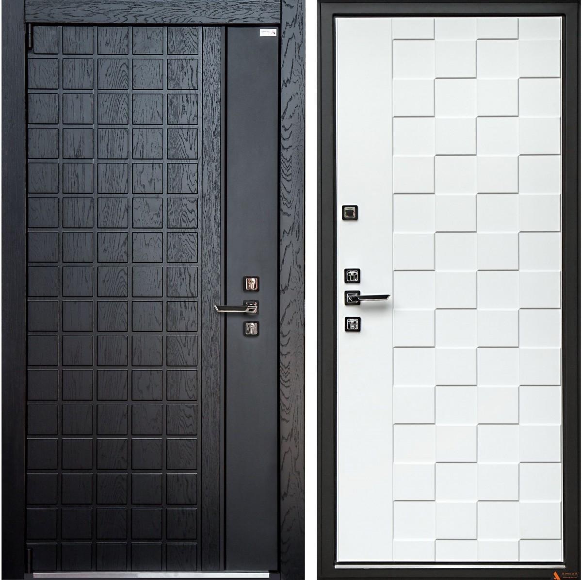 Сейф-двери Quadro