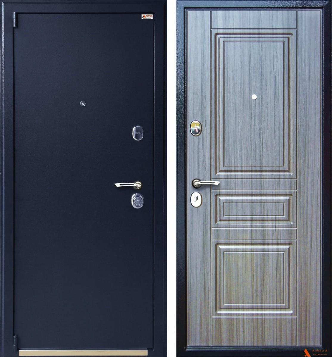 Входные двери Милан