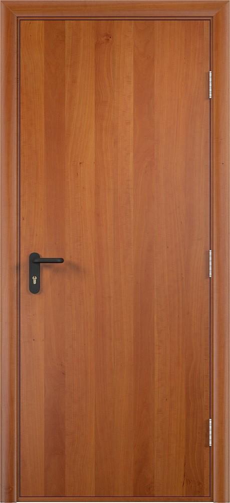 противопожарные металлические двери с ламинацией