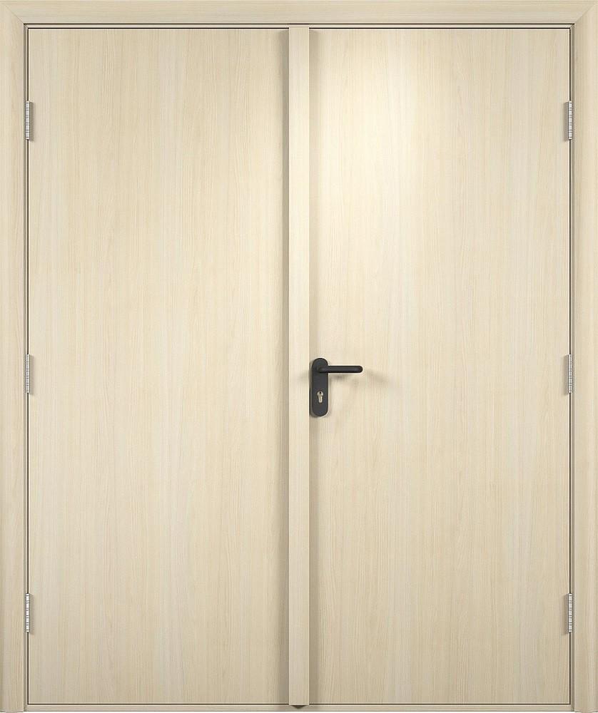 Дверь деревянная противопожарная двупольная EI 30