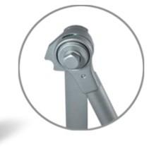 Дверной доводчик TESA CT 501 (до 80 кг)