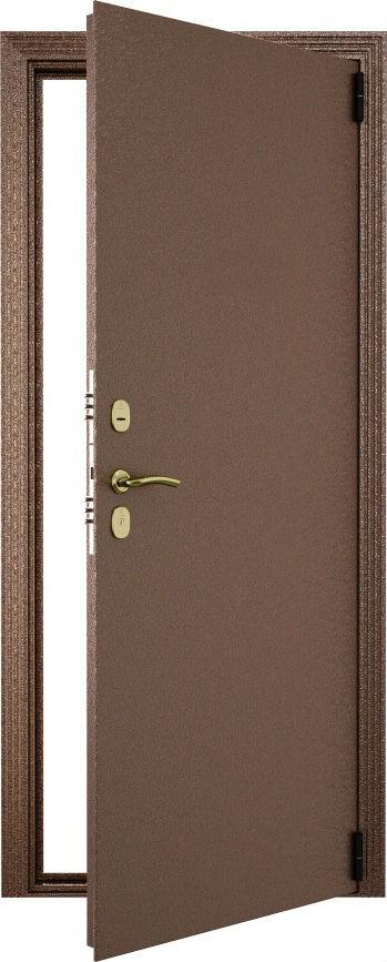 Дверь Фактор К (мет/мет). Сотовый наполнитель