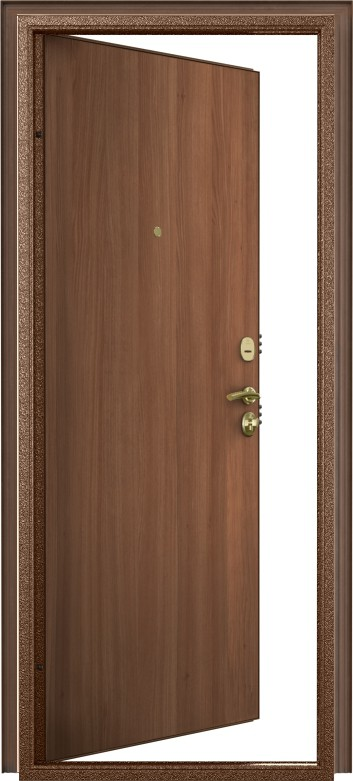 Дверь Фактор К (мет/гладкая панель). Пенополиуретан